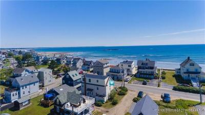 Scarborough, Cape Elizabeth, Falmouth, Yarmouth, Saco, Old Orchard Beach, Kennebunkport, Wells, Arrowsic, Kittery Single Family Home For Sale: 191 Webhannet Drive