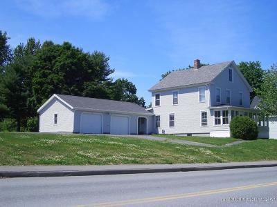 Single Family Home For Sale: 241 Main Street