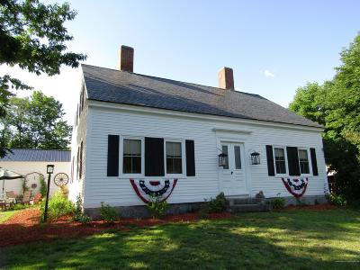 Single Family Home For Sale: 11 High Street
