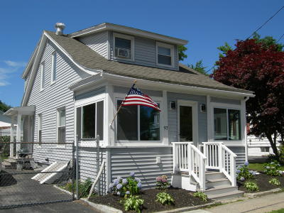 Old Orchard Beach ME Single Family Home For Sale: $265,000