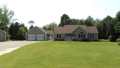 Single Family Home For Sale: 644 Brown Road