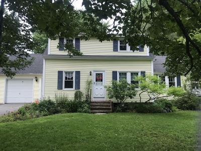 Single Family Home For Sale: 25 Grove Street
