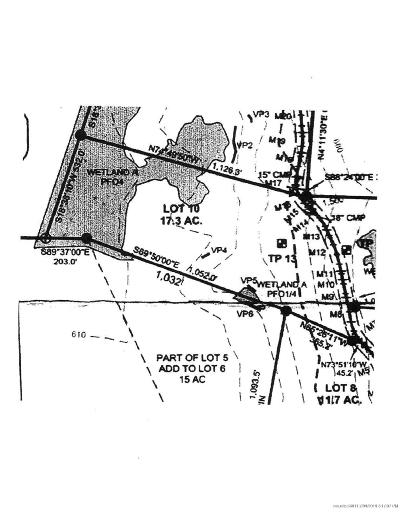 Linneus Residential Lots & Land For Sale: Lot 10 Mountain View