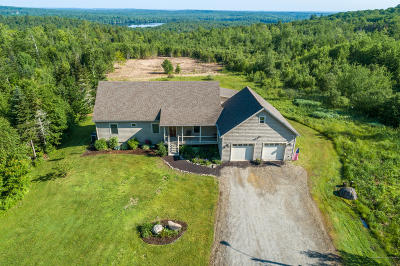 Single Family Home For Sale: 108 Mountainy Pond Road
