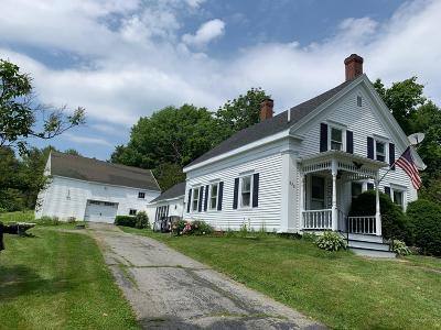 Single Family Home For Sale: 270 Main Street