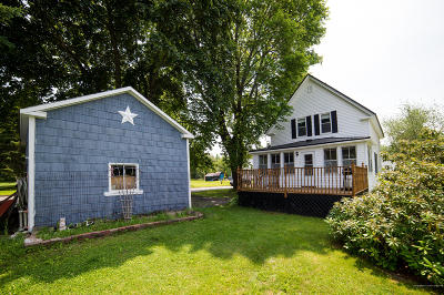 Brewer Single Family Home For Sale: 24 Cross Street