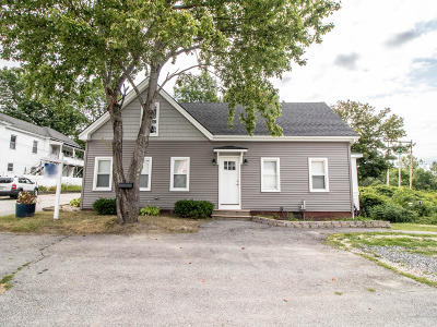 Scarborough, Cape Elizabeth, Falmouth, Yarmouth, Saco, Old Orchard Beach, Kennebunkport, Wells, Arrowsic, Kittery Single Family Home For Sale: 16 Bartlett Street