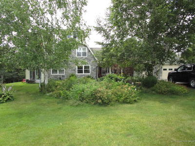 Presque Isle Single Family Home For Sale: 271 Russell Road