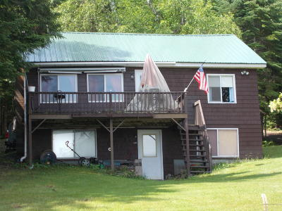 Portage Lake Single Family Home For Sale: 12 Overlook Drive