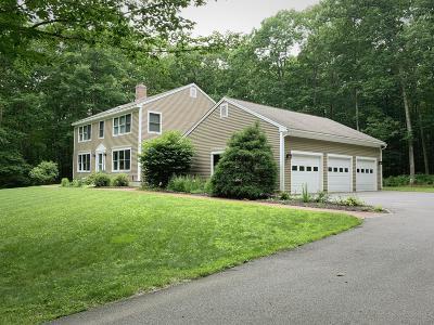 Freeport Single Family Home For Sale: 37 Bailey Farm Road
