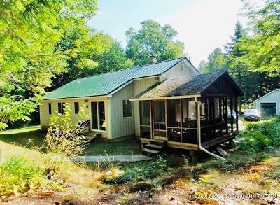 Single Family Home For Sale: 95 Hatcase Pond Road
