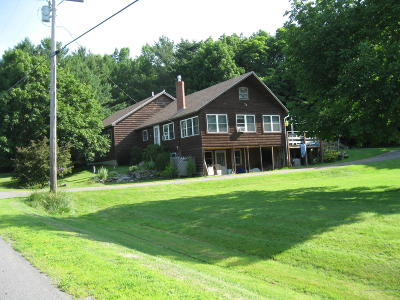 Single Family Home For Sale: 153 Ellms Road