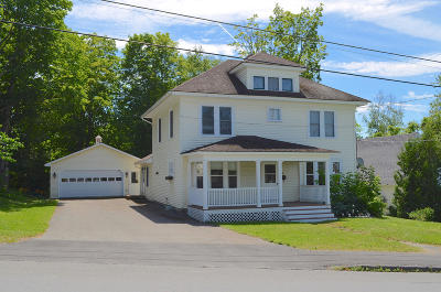 Presque Isle Single Family Home For Sale: 268 State Street