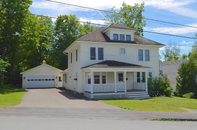 Presque Isle ME Single Family Home For Sale: $144,999