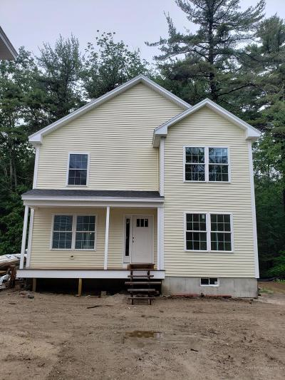 Single Family Home For Sale: Lot 3 Seaglass Terrace