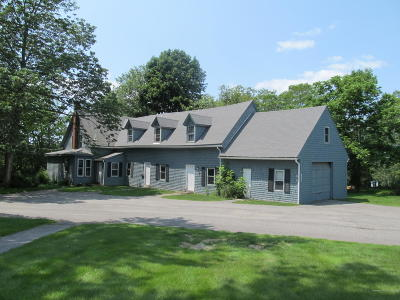 Bangor ME Single Family Home For Sale: $159,000