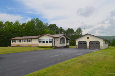 Frenchville Single Family Home For Sale: 72 Us Route 1