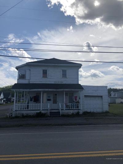Van Buren Multi Family Home For Sale: 567 Main Street