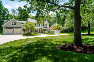 Falmouth Single Family Home For Sale: 41 Stapleford Drive