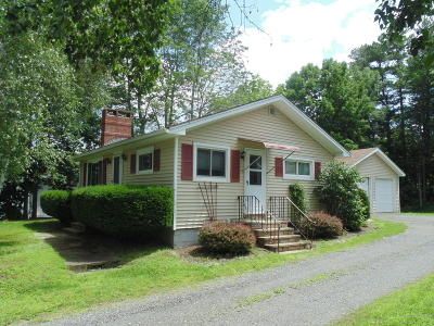 Hampden Single Family Home For Sale: 7 Elm Street E