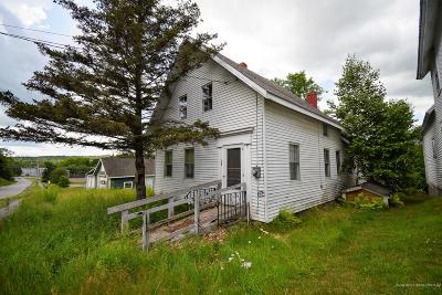 Single Family Home For Sale: 68 Church Street