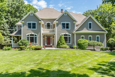 Falmouth Single Family Home For Sale: 2 Spruce Lane