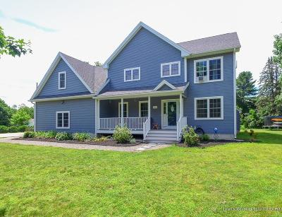Kennebunk Single Family Home For Sale: 192 Alfred Road