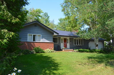 Presque Isle Single Family Home For Sale: 132 Canterbury Street