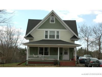 Fort Fairfield Single Family Home For Sale: 24 Fisher Street