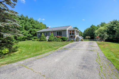 Saco Single Family Home For Sale: 6 Patriot Drive