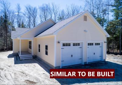 Brunswick Single Family Home For Sale: Lot 4 TBB Sunrise Place