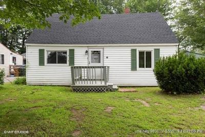Saco Single Family Home For Sale: 18 Coolidge Avenue