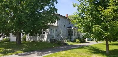 Caribou Single Family Home For Sale: 8 Franklin Street