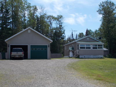 Portage Lake Single Family Home For Sale: 67 West Road