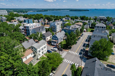 Portland Multi Family Home For Sale: 15 Cumberland Avenue