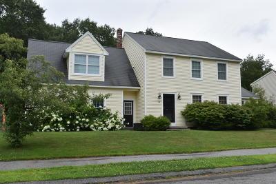 South Portland Single Family Home For Sale: 100 Boysenberry Drive