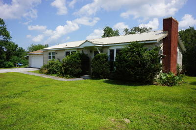 Single Family Home For Sale: 1012 Carmel Road N