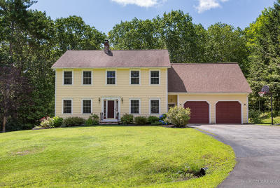 Falmouth Single Family Home For Sale: 1 Bentridge Drive