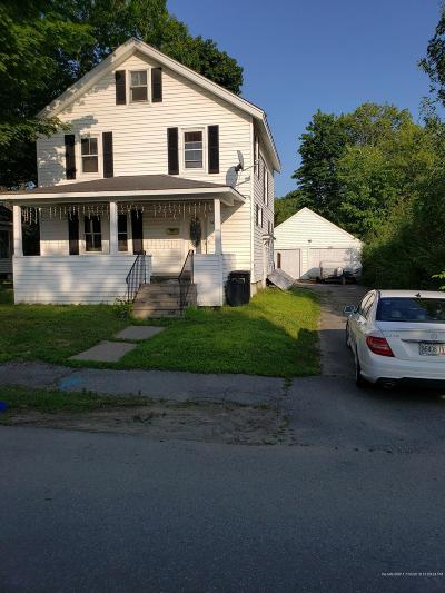 Bangor Single Family Home For Sale: 84 14th Street