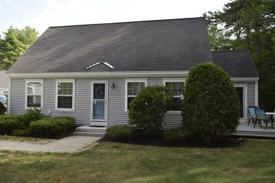 Old Orchard Beach Single Family Home For Sale: 8 Pine Valley Road