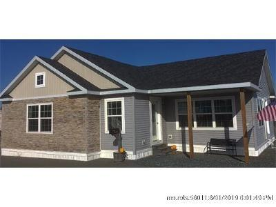 Old Orchard Beach Single Family Home For Sale: 20 Kapok Street