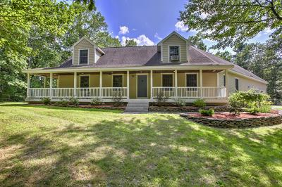 Freeport Single Family Home For Sale: 16 Kenrich Crossing