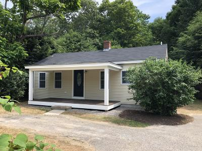 York Single Family Home For Sale: 1279 Us-1