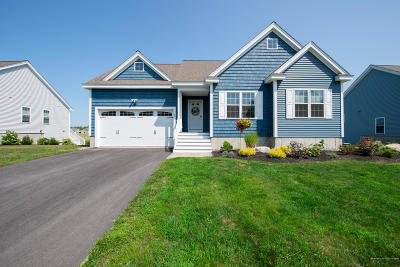 Wells Single Family Home For Sale: 95 Championship Way
