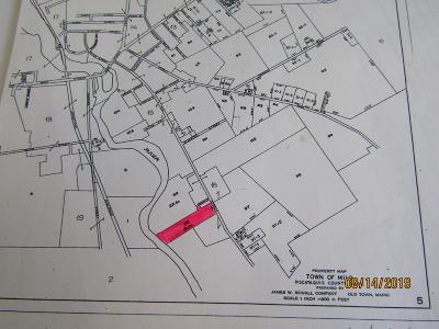 Milo Residential Lots & Land For Sale: Elm Street