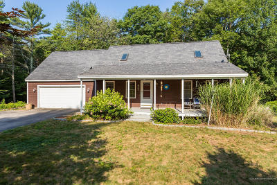 York Single Family Home For Sale: 4 Josiah Currier Road