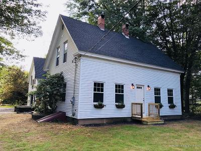 Windham Single Family Home For Sale: 16 Basin Road