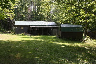 Aroostook-County Single Family Home For Sale: 973 Aroostook Scenic Highway Highway