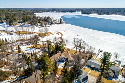 Windham Single Family Home For Sale: 12 Clearwater Cove