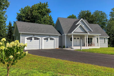 Scarborough ME Single Family Home For Sale: $925,000